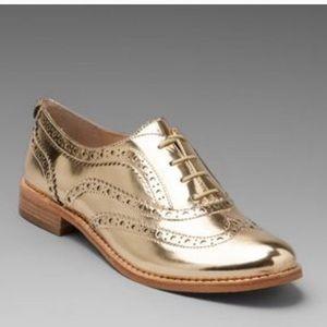 Sam Edelman Jerome gold shoe size 5.5